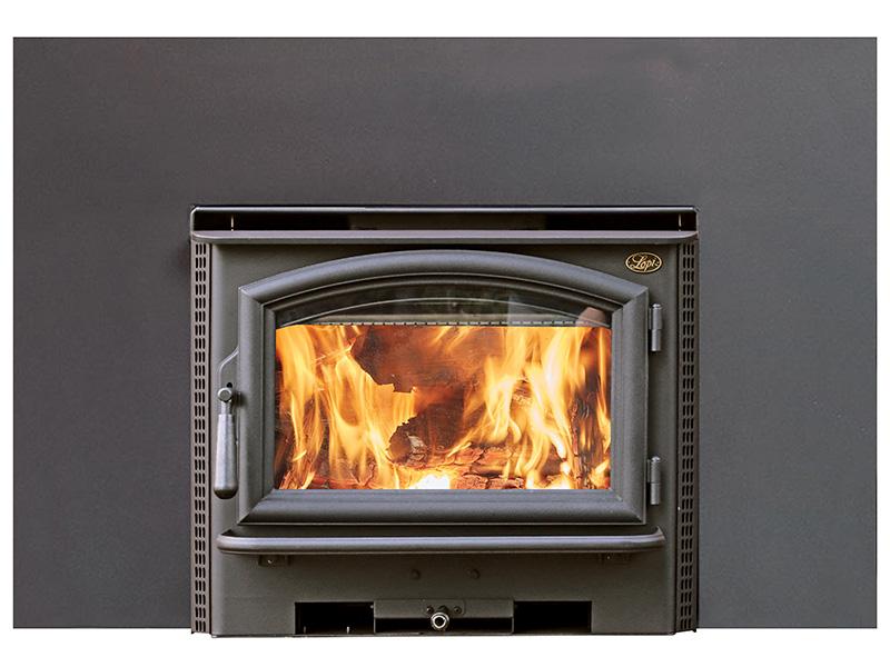Answer Nexgen Fyre Insert Steel, Fireplace Insert Insulation
